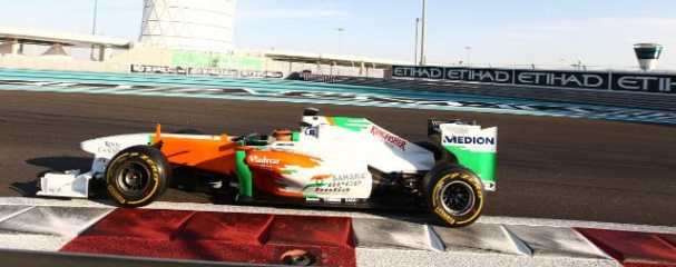 Max Chilton - Photo Credit: Sahara Force India