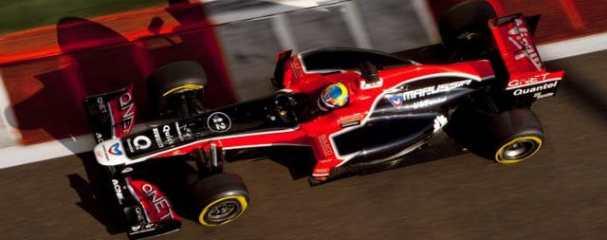 Photo Credit: Marussia Virgin Racing
