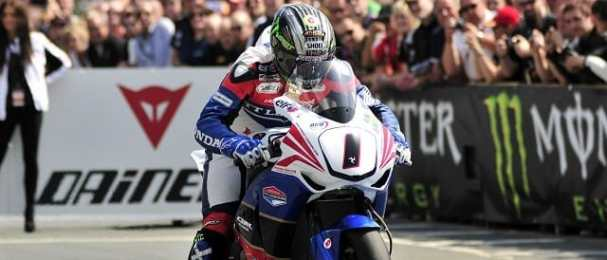 John McGuinness - Photo Credit: Motorcycle Live Media