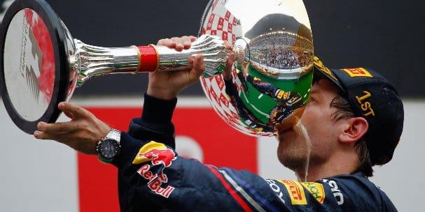 Sebastian Vettel (Photo Credit: Paul Gilham/Getty Images)