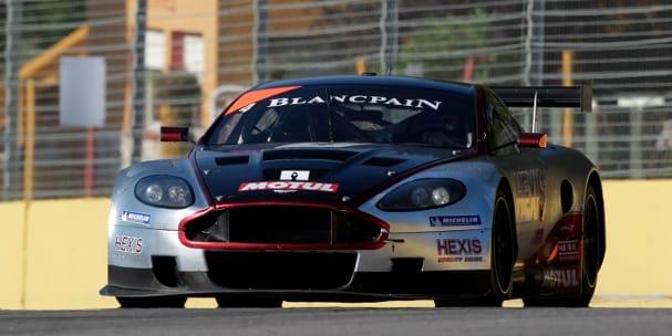 Hexis Racing Aston Martin, 2011 (Photo Credit: DPPI)
