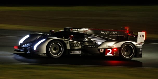 No.2 Audi R18, 24 Hours of Le Mans (Photo Credit: Audi Motorsport)