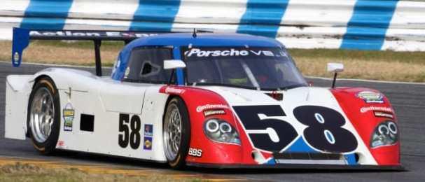 Felipe Nasr, Action Express Racing (Photo Credit: Grand-Am)