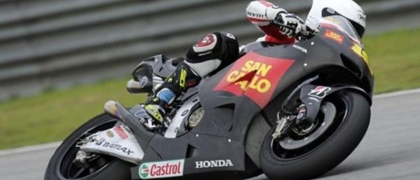 Alvaro Bautista - Photo Credit: Gresini Racing