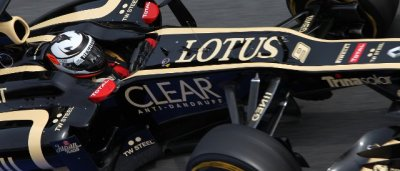 Kimi 2012 testing
