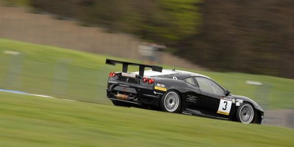 Andy Schulz/Paul Bailey Ferrari 430 (Photo Credit: Chris Gurton Photography)