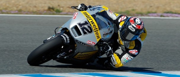 Thomas Luthi - Photo Credit: MotoGP.com