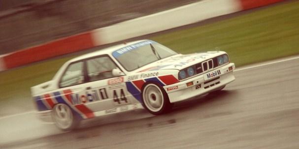 BMW M3 BTCC (Photo Credit: Chris Gurton Photography)