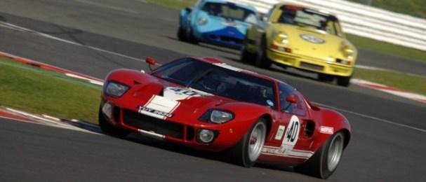 2011 Silverstone Classic race action (Photo Credit: Chris Gurton Photography)