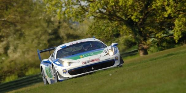Motionsport Ferrari 458 (Photo Credit: Chris Gurton Photography)