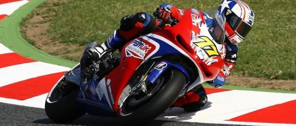 James Ellison - Photo Credit: Paul Bird Motorsport