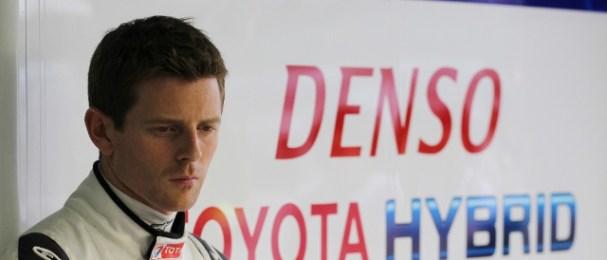 Anthony Davidson (Photo Credit: Toyota Racing)