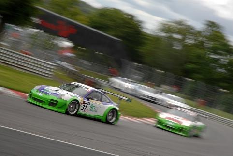 Trackspeed Porsche, Brands Hatch (Photo Credit: Chris Gurton Photography)