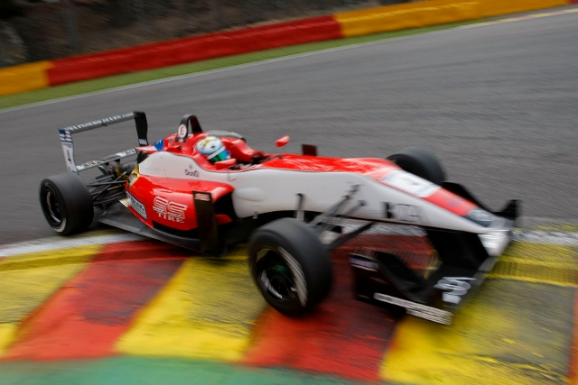 Felix Serralles added the two Spa poles, to his Monza qualifying result (Photo Credit: Jakob Ebrey Photography)