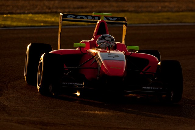 David Fumanelli - Photo Credit: Alastair Staley/GP2 Series Media Service