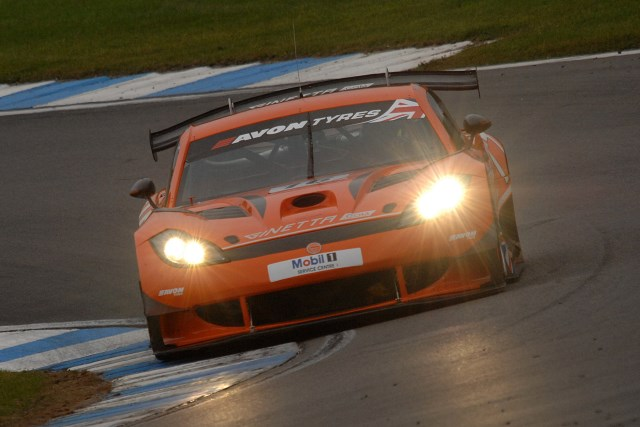 A new improved G55 GT3 carries the Ginetta name in GT3 this year (Photo Credit: Chris Gurton Photography)