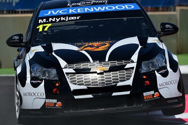 Michel Nykjaer - Photo Credit: FIA WTCC