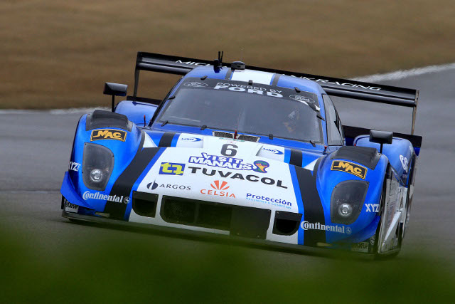 Yacaman and Pizzonia completed the top five for Michael Shank Racing (Photo Credit: Grand-Am)