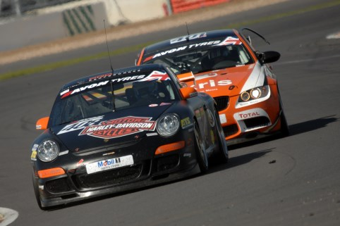 The GT4 battle was split by just 0.285 after three hours of competition (Credit: Chris Gurton Photography)