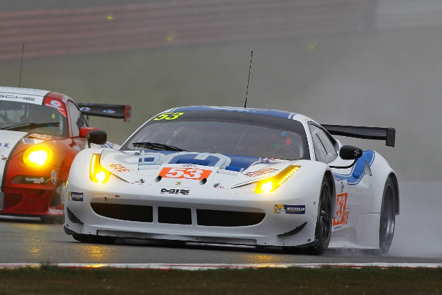 Ram Racing took a pair of podiums on the ELMS debut at Silverstone (Photo Credit: DPPI)