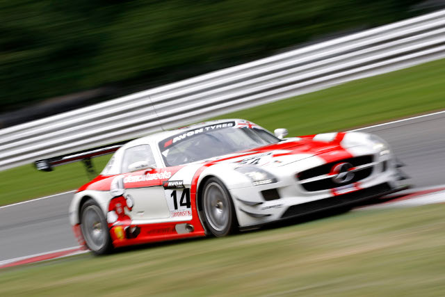 The Fortec Mercedes has become a familiar sight on UK tracks this season (Credit: Jakob Ebrey Photography)