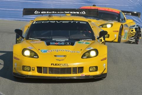 Corvette gave the C6.R the perfect send off (Credit: Dontae Allen)