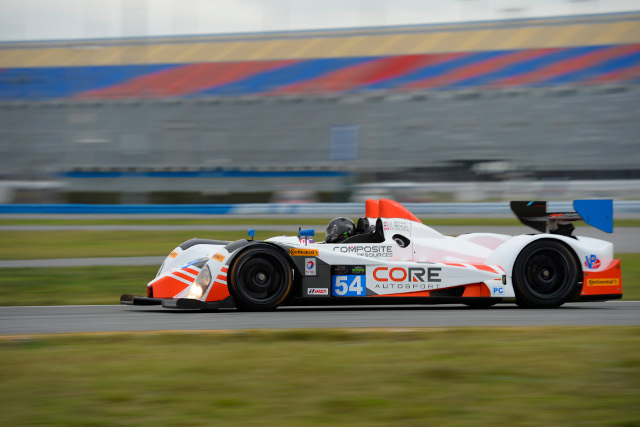 CORE Autosport will be making their Daytona debut this weekend (Credit: CORE Autosport)