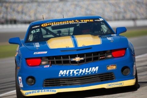 Plato will swap the nimble Radical for the Camaro at Daytona (Credit: Axel Hildebrand)