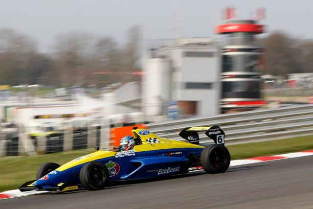 Harrison Scott (Credit: Formula Ford GB)