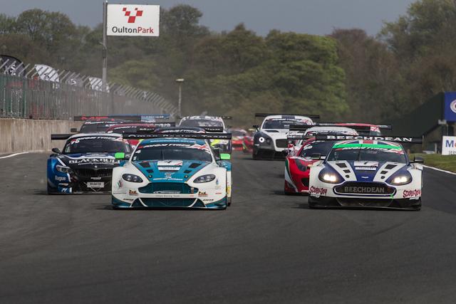 Avon Tyres British GT Championship (Credit: Will Belcher Photography)