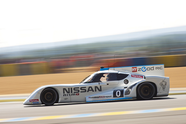 Nissan ZEOD RC will occupy Garage 56 this weekend (Credit: NISMO Global)