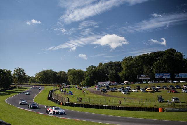 Avon Tyres British GT Championship (Credit: Tom Loomes Photography)