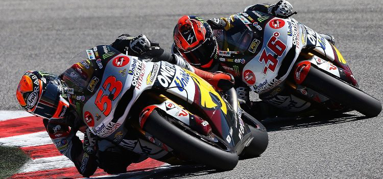The Marc VDS Racing Team Dominated Moto2 With .... - Credit: Marc VDS
