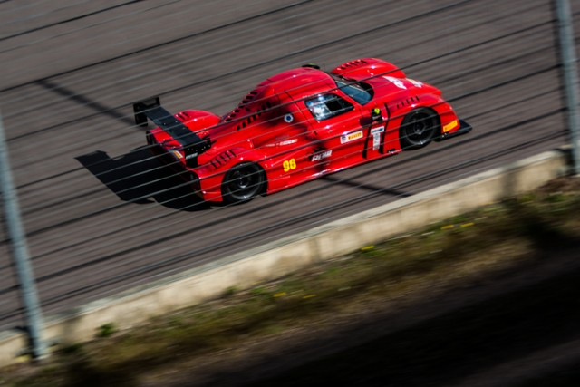 The Radical RXC showed impressive straight line pace on the way to the first race victory in the ERS.