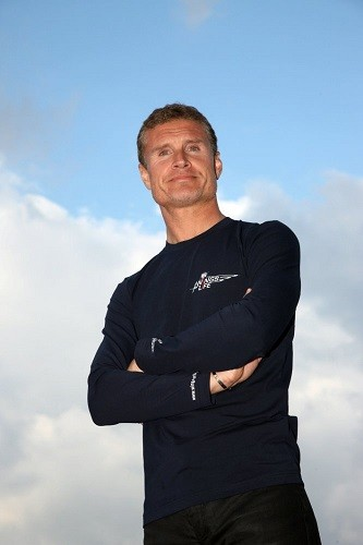 David Coulthard will be in one of the Catcher Cars (Credit: Urner for Wings for Life World Run)