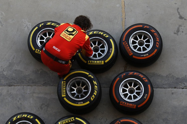 The new Pirelli tyres could play a big part this year. (Credit: Sam Bloxham/GP2 Media Service)