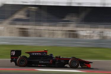 Visoiu finished P5 on his GP2 debut in Bahrain (Credit: Sam Bloxham/GP2 Series Media Service)