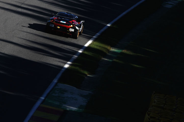 ISSY Racing had a Spa day in Belgium taking a well-earned victory (Credit: British GT/Jakob Ebrey)