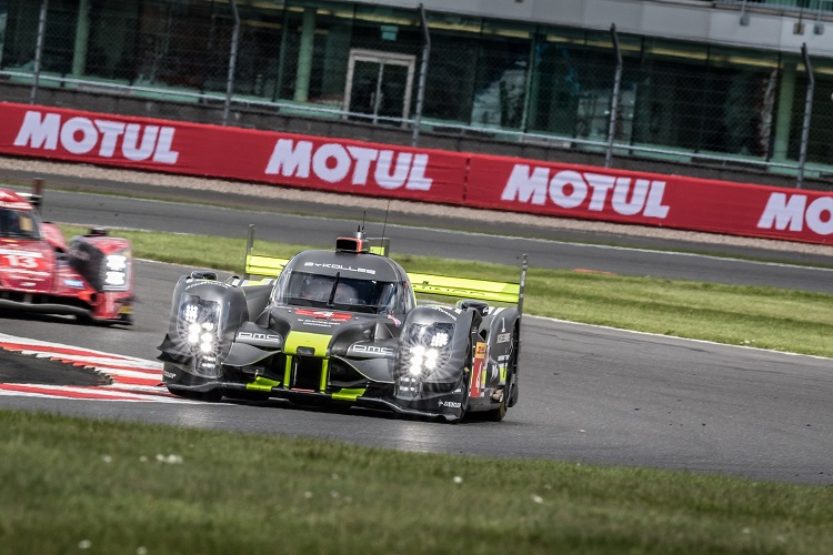 ByKolles will hope good luck can help them to LMP1-L success (Credit: Adrenal Media)