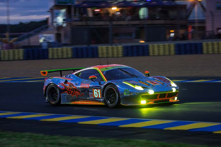 Clearwater Racing will be the first Singaporean team to take on Le Mans (Credit: Craig Robertson/SpeedChills.com)