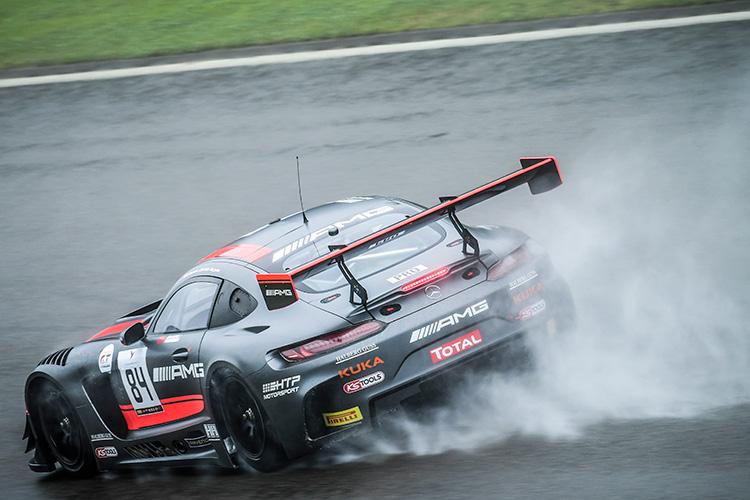 84 AMG Team HTP Motorsport Mercedes-AMG - Credit: VISION SPORT AGENCY