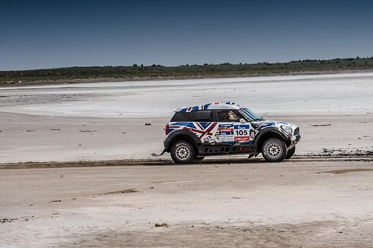 Mini Motorsport Communications