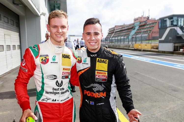 ADAC Formel 4 - 6. Event 2016 - Nürburgring, GER - Foto: Gruppe C