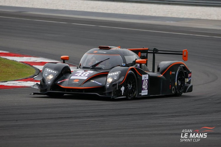 PS Racing LMP3 ADESS