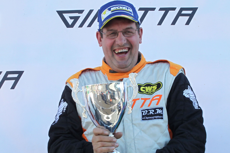 Colin White – 2016 Michelin Ginetta GT4 Supercup 'AM Class' Champion