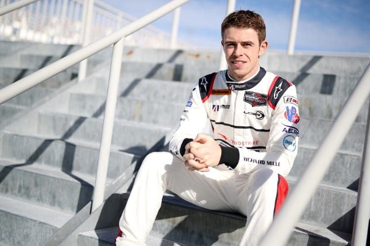 Paul di Resta has added two more IMSA races to his 2018 schedule