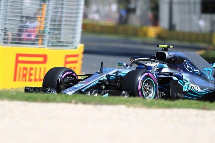 Lewis Hamilton was quickest again in FP2