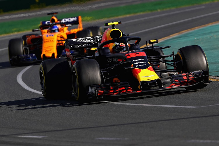 Max Verstappen was asked by the FIA to let Fernando Alonso through during the VSC