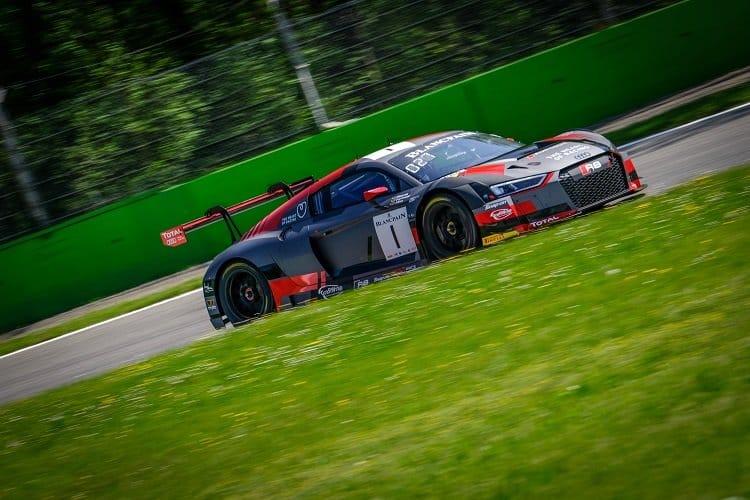 Dries Vanthoor/Christopher Mies/Alex Riberas - Belgian Audi Club Team WRT