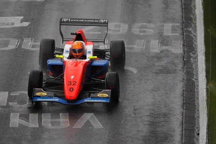 Alex Peroni - MP Motorsport